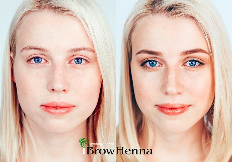 BH Brow Henna